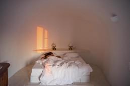 Perivolas, Santorini - Between Beds