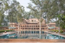 Amanbagh, Ajabgarh, Rajasthan, India   Between Beds