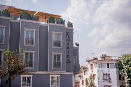 Amira Hotel, Istanbul - Between Beds