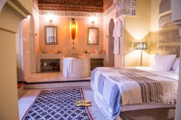 Riad Dyor, Old Medina, Marrakech, Morocco | Between Beds