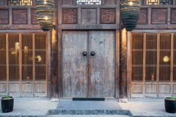 Jing's Residence in Pingyao, China - Between Beds