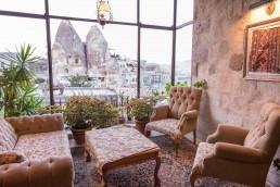 Sultan Cave Suites, Cappadocia - Between Beds