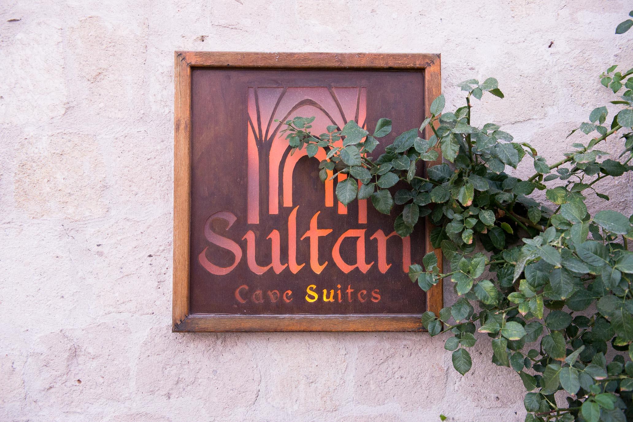 Sultan Cave Suites Between Beds