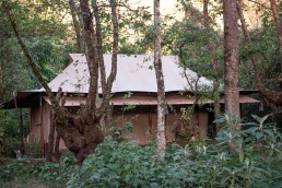 TUTC Kohima Camp - Between Beds