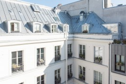 Hotel des Grands Boulevards, Paris - Between Beds