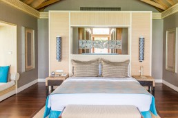 Shangri-La Villingili Resort & Spa, Villingili Island, Addu City, Maldives | Between Beds