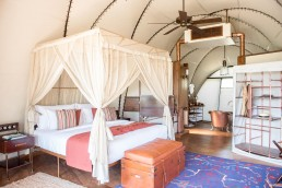 Wild Coast Tented Lodge, Yala, Sri Lanka - Between Beds