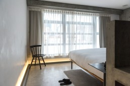 Tuve Hotel, Hong Kong - Between Beds