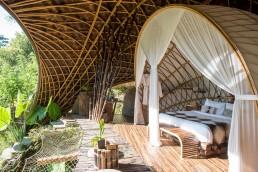 Bambu Indah, Bali - Between Beds
