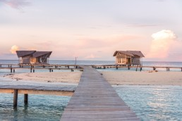 Pulo Cinta, Indonesia - Between Beds