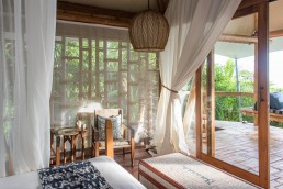 Bawah Reserve, Indonesia - Between Beds