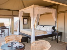 Wolwedans Boulders Safari Camp, NamibRand Nature Reserve, Namibia, Africa | Between Beds