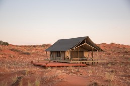 Wolwedans Dune Camp, NamibRand Nature Reserve, South of Sossuvlei, Namibia, Africa | Between Beds