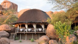 Camp Kipwe, Twyfeltontein Conservancy, Damarland, Namibia | Between Beds