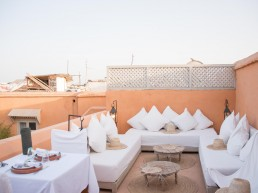 Le Riad Berbere, Marrakech, Morocco, Africa | Between Beds