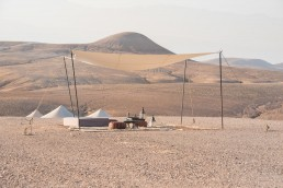 Scarabeo Camp, Agafay Desert, Morocco, Africa | Between Beds